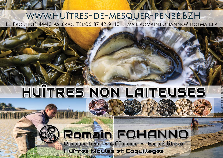 afficheA3 huitres non laiteuse – Les huîtres de Mesquer Penbé